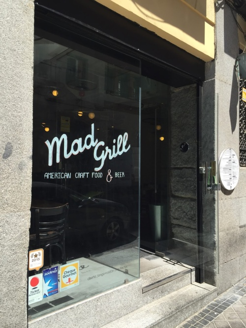 mad grill madrid