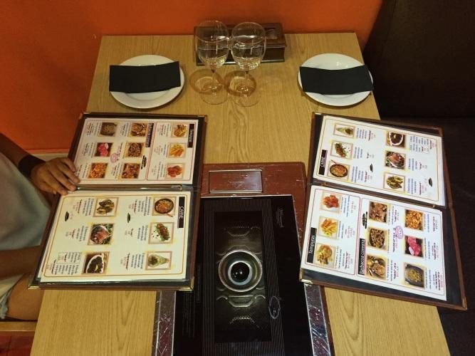 Restaurante coreano maru chueca madrid 2